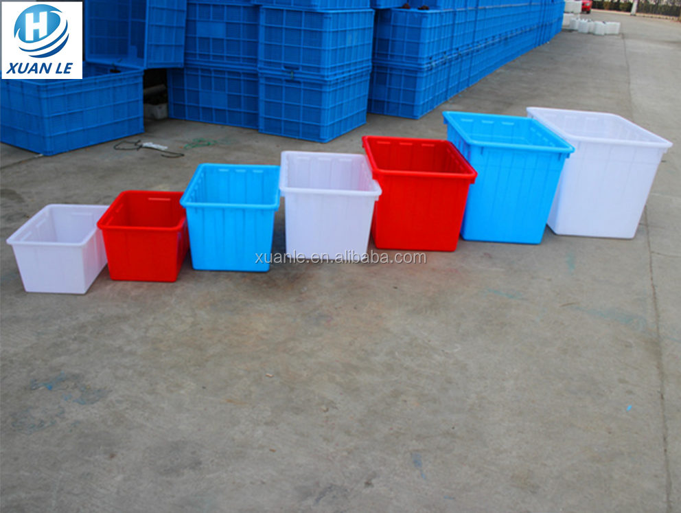 Custom size polyethylene water tank with good service