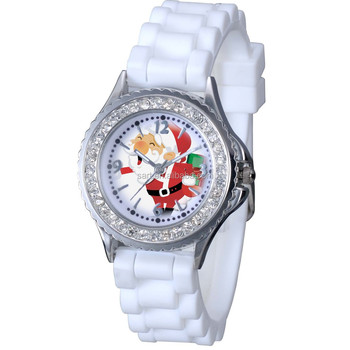 Senta Dial Father Christmas Analogue Watch for Girl