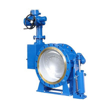 electric actuator butterfly check valve