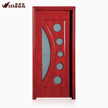 Round glass door entry door glass inserts