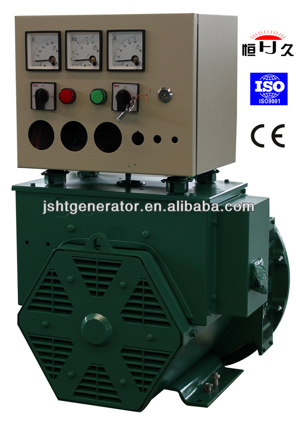 Famous Low Power magnetic Brushless Electric Generator 13.5KVA(HJI 10.8KW)