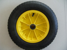Toy Tractor Wheels 3.50-8 Pneumatic Tires
