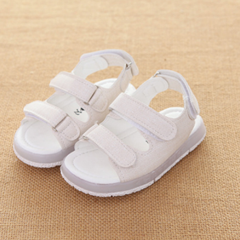 Summer glowing children sandals baby boys and girls beach shoes breathable kids sneakers LED lights toddler shoes