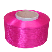 virgin high tenacity rope making colorful durable pp yarn