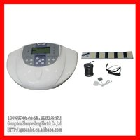 ion cleanse detox foot spa with pulse pads,slipper,slimming belt