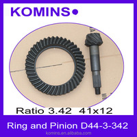 Spicer 80364 660150 D44-4-342 755741-42XK 12x41 Pick Up Ring and Pinion gear