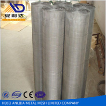 ISO9001 Real Factory Stainless steel Safety Window Screen