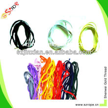colored elastic bungee loop ,hang tag elastic loops,baby elastic hair band
