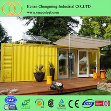 hot sales fabrication floating expandable shipping container house