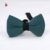 Pre Tied Knit Bow Tie Polyester Knitted Bowties Men