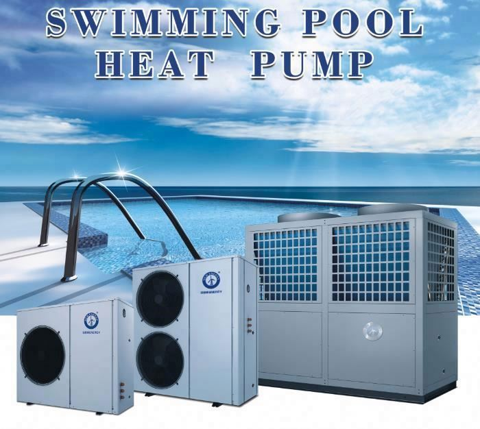 Alibaba used pool heaters sale swimming pool heat pump with ce certificate OEM indoor/outdoor jacuzzi heat pump water heaters
