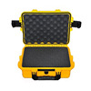 Tricases M2360 computer case waterproof shatterproof portable tool box transparent protective computer case