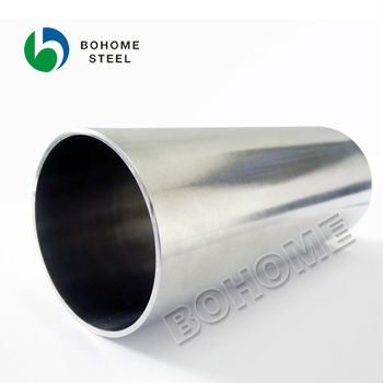 Stainless steel pipes for refrigeration equipment