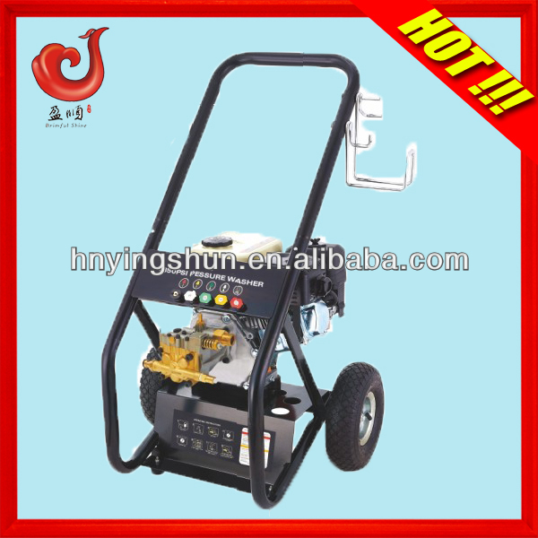 2013 CE approved 130 bar pressure 5.5hp gasoline cleaner