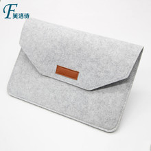 Factory Directly Custom Felt Bag Organizer convenience laptop sleeve 0122