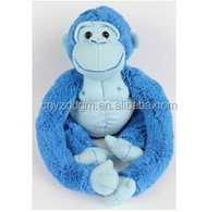 plush monkey names/plush toy monkey/plush blue monkey toy