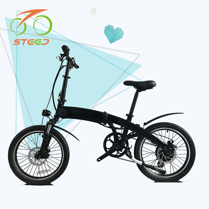 8.7ah brushless magnetic electric motor bicycle with suspension front fork
