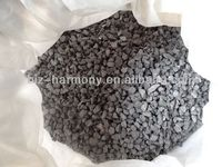 Brown fused alumina grain for resin bonded abrasive