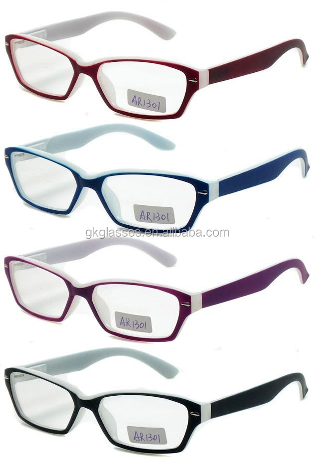 Plastic Frame Reading Glasses