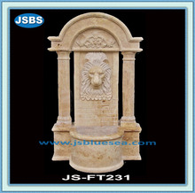 design handmade sandstone outdoor fountain