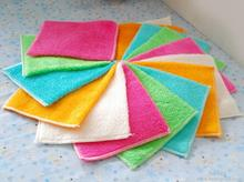 bamboo fiber dish kitchen cleaning towels cloth