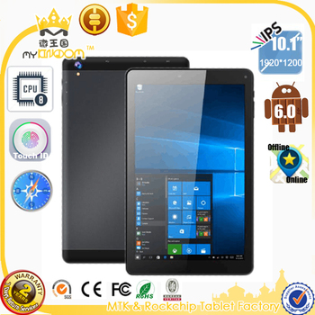10 inch Android 6.0 Octa Core Tablet 1920*1200 4/64GB dual camera 5/13MP dual 4G sim card 10 inch Tablet PC with NFC FingerPrint