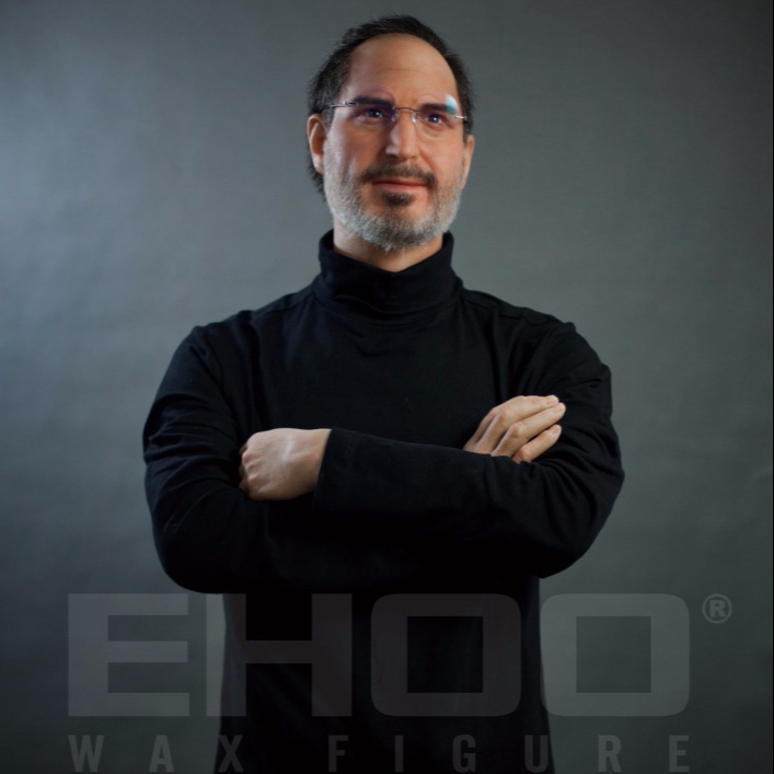 Steve Jobs Wax Figure Sale Lifesize Mannequin