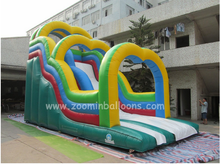 Fashional commercial inflatable slide for adults and kidsZ3077