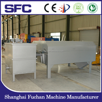 High-performance rotary sludge thickening dewatering machine ( FTD Series )