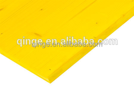 Formwork Plywood 3 ply yellow shuttering panel