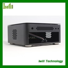 HTPC case mini itx aluminum case with factory price