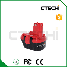 power tool battery 12V 3.0Ah Ni-Cd battery for electric drills