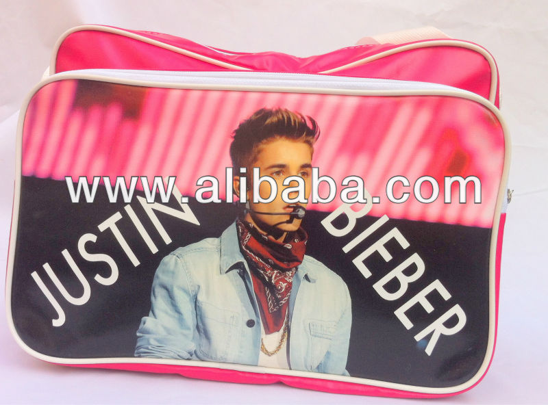 JUSTIN BIEBER Wallets Credit Card Holder ID Business Case Purse Men Women