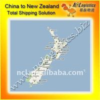 sea freight shipping cost from guangzhou China to Wellington,New Zealand