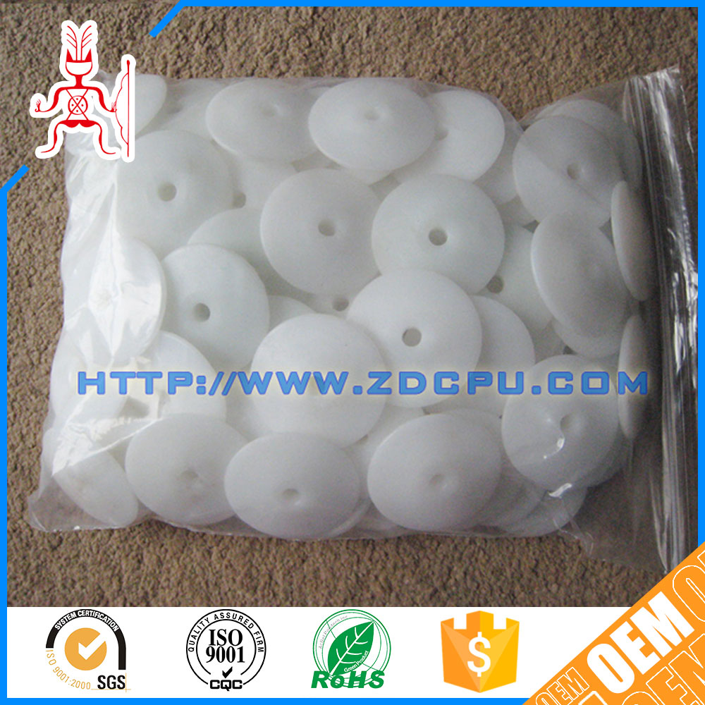 Perfect quality acid resistant anti-aging food grade plastic washers