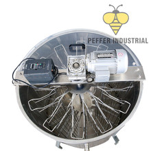 Peffer electric 4 6 8 12 frames honey extractor/honey extracting machine