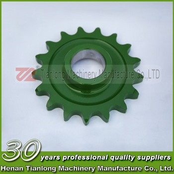 Transmission parts excavator track sprocket machine factory