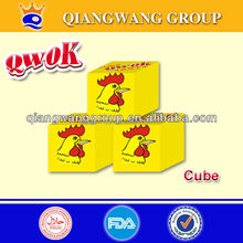 4gram by 25 cubes by 80 per carton chicken bouillon cube