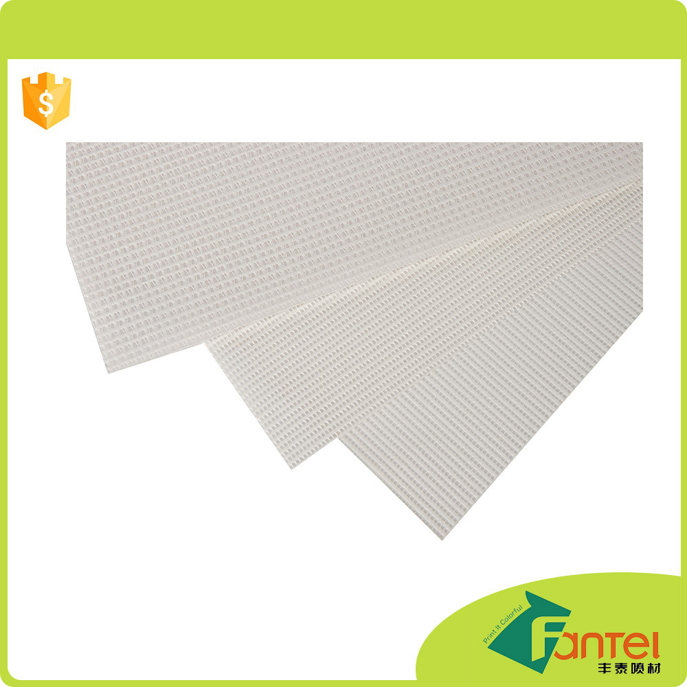 370g (11oz) 1000D*1000D 12*12 PVC Coated Welded Mesh