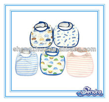 Comfortable soft lovely baby bib cuddle