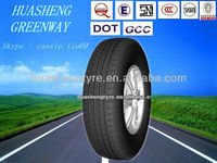 China Manufacture Car passenger tire Semi-steel radial tire PCR 185/70R13 HS613