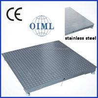 Digital Electronic Platform Weighing Floor Scale 1 ton to 10 ton