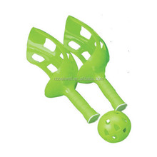 Outdoor Sports Funny Kids Colorful Plastic Scoop Ball