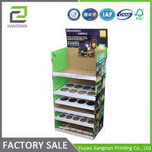 Hot sale competitive price high quality alibaba export oem cardboard dump bins for retail