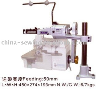 JZ-HMDK-60 PULLER ATTACHMENT(For specific overlock)<Base is mounted on the table>