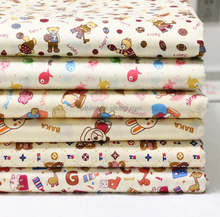 100%cotton printed muslin baby fabric for baby bedding and home textile