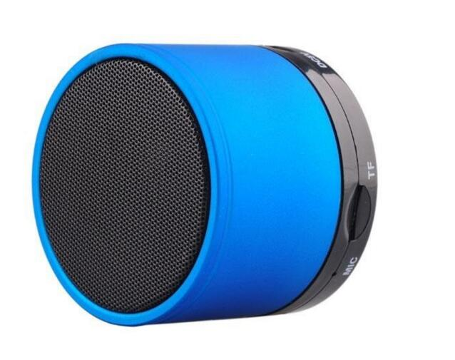 S10 Bluetooth Speaker Wireless Portable Stereo Mini Bluetooth Speakers For Mobile Phone Computer
