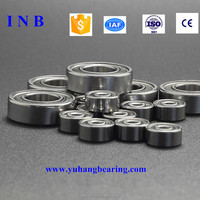 Bearing Steel High Speed Deep Groove Ball Bearing MR106ZZ made in china