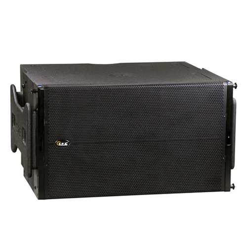 SPE Audio, LA-6B 1200W dual 15 inch subwoofer, line array speaker subwoofer