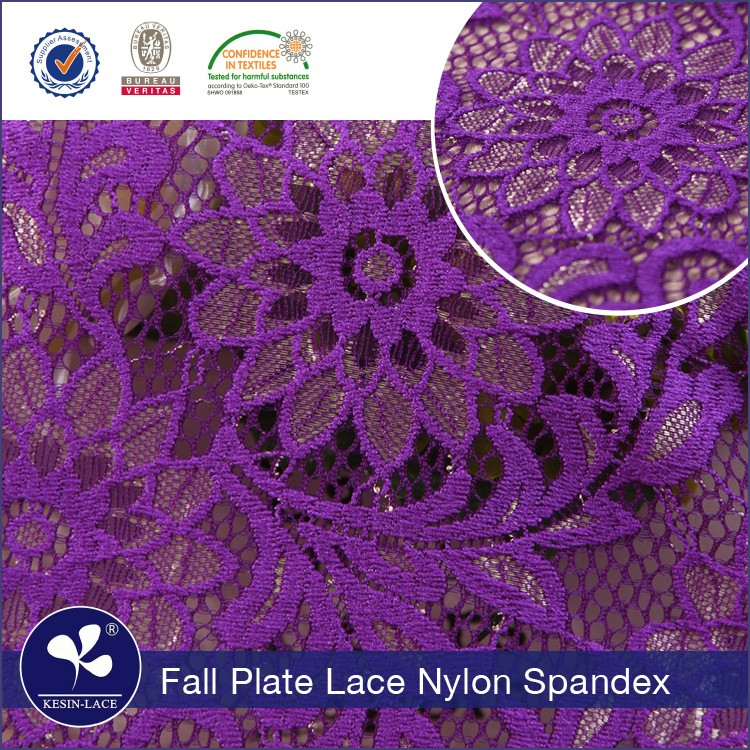 2018 spring style high quality nylon spandex cheap african lace fabrics switzerland, magnetic shoe lace